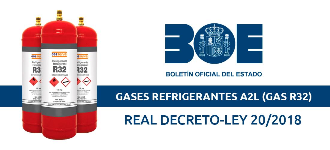 Real Decreto-ley 20/2018
