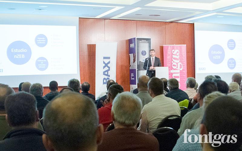Fontgas-Baxi-Ponencia sobre el nuevo código técnico de edificación