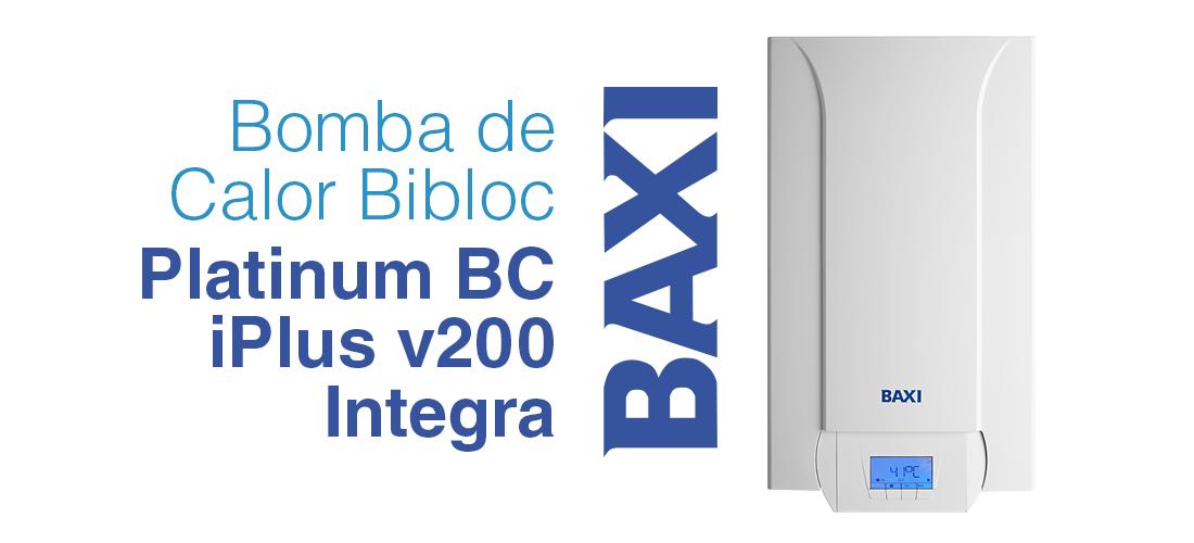 Baxi Platinum BC iPLUS