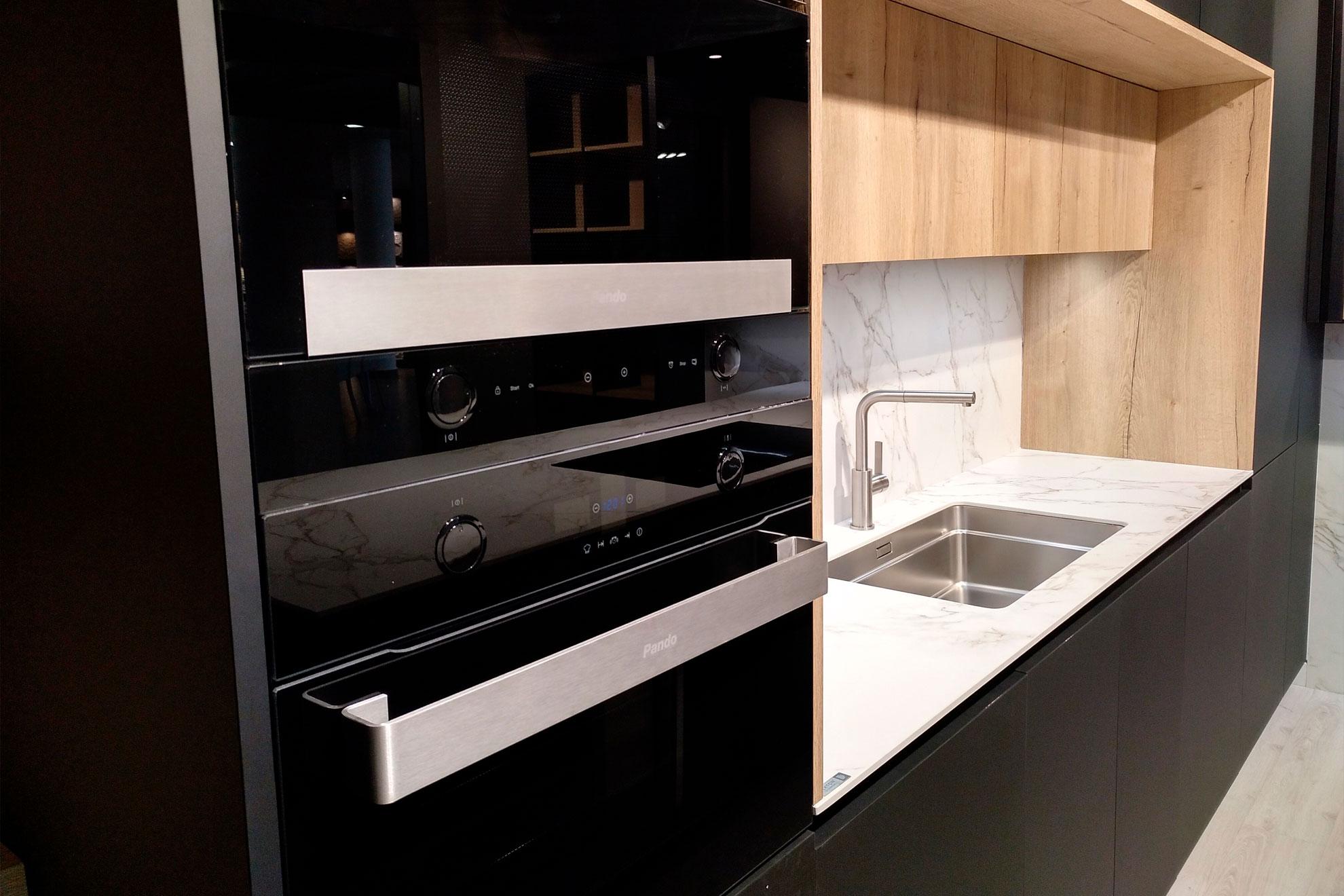 Exposición Fontgas Terrassa diseña tu cocina al completo