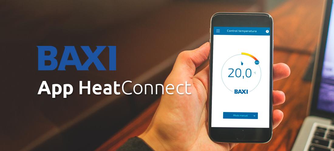 APP Heat Connect de BAXI y toma el control