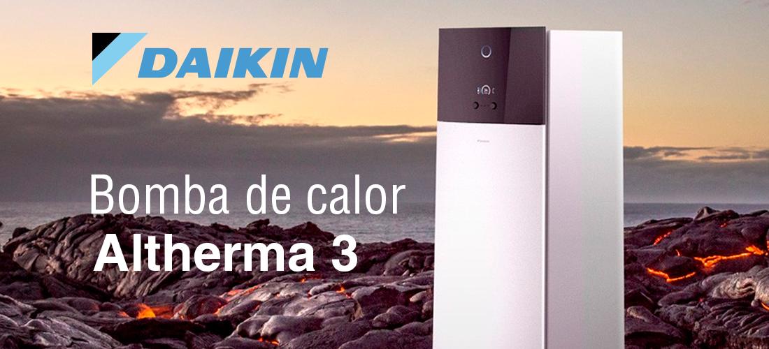 Bomba de calor Altherma 3 de Daikin