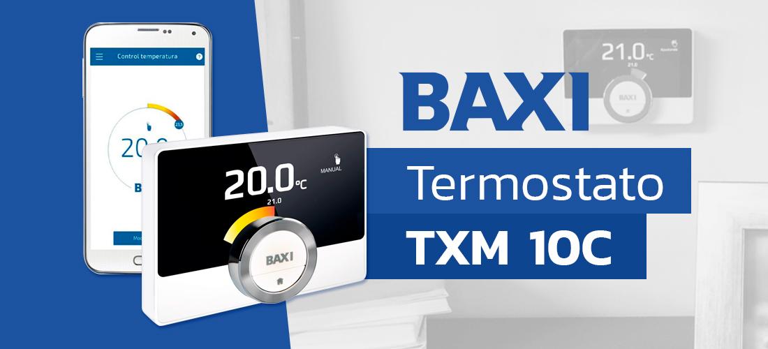 Termostato Baxi TXM 10C
