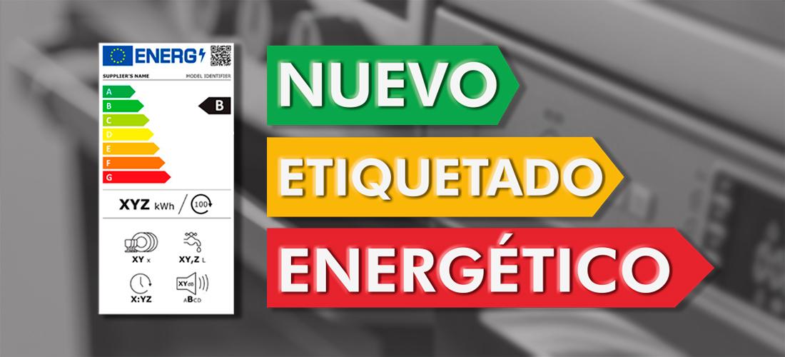 Nueva etiqueta energética para electrodomésticos