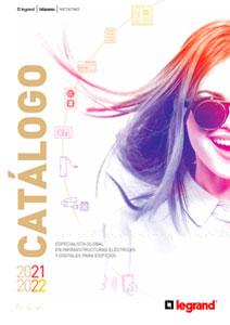 Legrand Catálogo 2021-2022 Fontgas